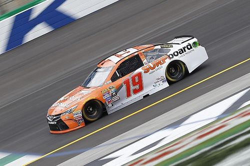 Edwards leads opening Cup practice at repaved Kentucky