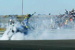 El día que Rossi demostró que no necesitaba una Honda para ganar