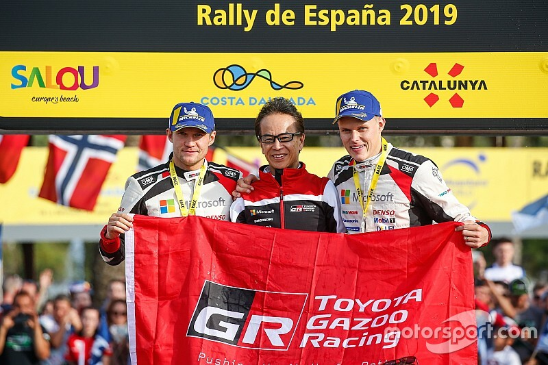 Tanak: Tortuous career helped me seal WRC title