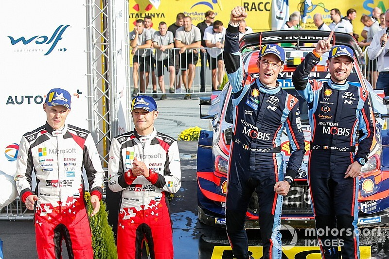 Neuville would welcome Tanak at Hyundai in 2020