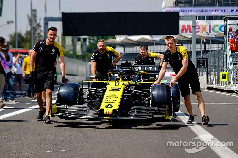 Renault F1 team signs de Beer as head of aero