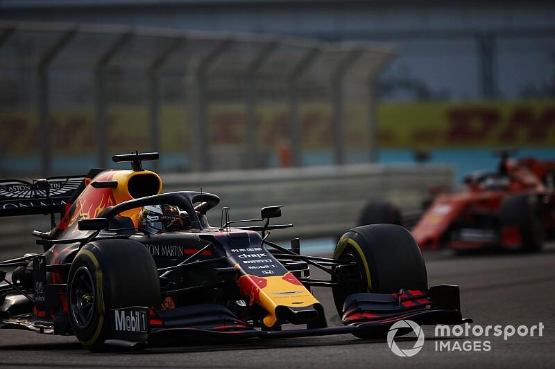 Ферстаппен: У Ferrari проблемы, мы впереди них