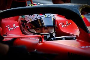 Critique envers lui-même, Vettel a fait preuve d'honnêteté