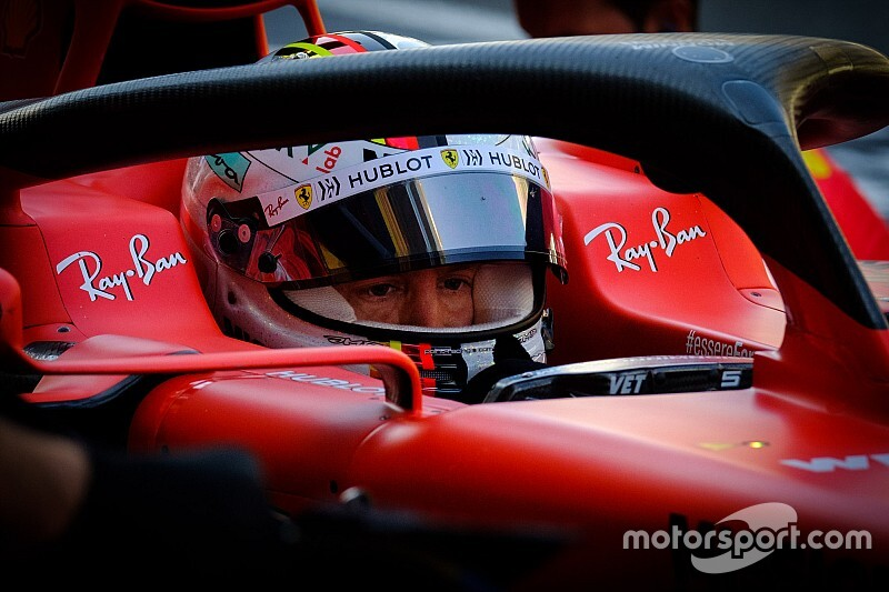 Why Ferrari hasn't lost faith in Vettel