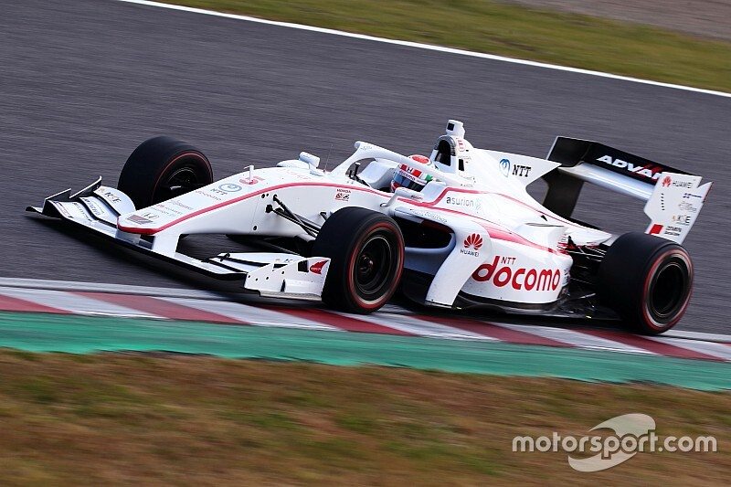 Fukuzumi breaks Suzuka lap record on second test day