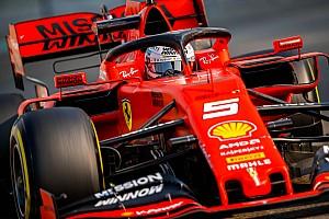 """Vettel hard voor zichzelf: """"Ben gewoon eerlijk"""""""