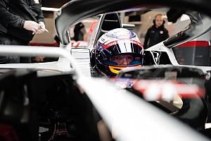 Caméra embarquée - Grosjean au volant de la Haas VF-20