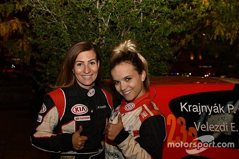 Krajnyákék a Kia Platinum Rally Cup első bajnokai