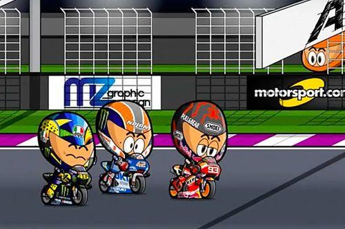 Minibikers presenta la temporada 2020 de MotoGP... mientras empieza