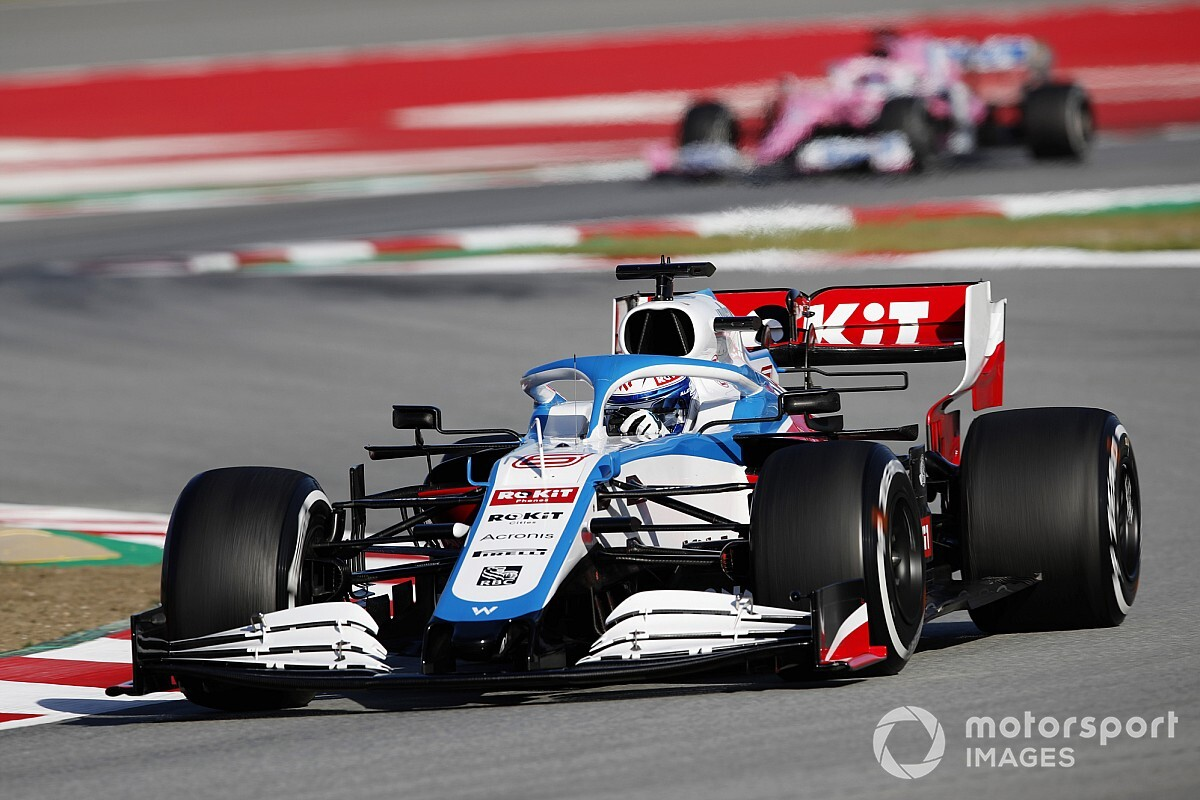 "F1 could lose ""an awful lot of teams"" - Williams"