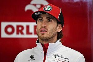 """Video, Giovinazzi: """"Il posto di Vettel? Devo meritare la Ferrari"""""""