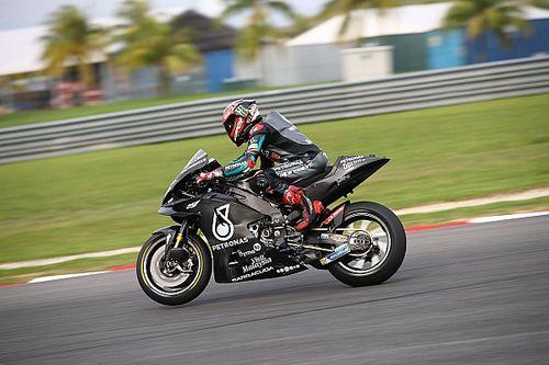 Sepang MotoGP testi 3. gün: Quartararo testleri lider tamamladı, Marquez yine kaza yaptı