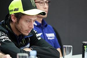 """Rossi: """"Ritirarsi ora sarebbe più facile, ma non ho paura"""""""""""
