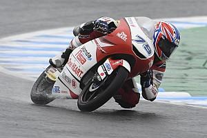 Moto3日本FP3:雨のもてぎで小椋藍トップタイム。日本勢4人がQ2進出