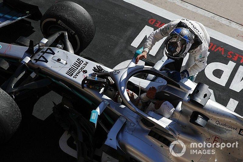 Why Hamilton's finest moment was also Bottas's