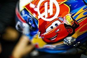 GALERÍA: cascos de los pilotos para el GP de EE.UU.
