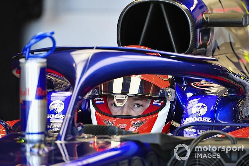Kvjat örül, hogy a Red Bull elgondolkozik a reaktiválásán