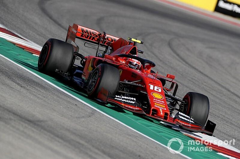 Ferrari ainda não tem explicação para queda de desempenho nos EUA