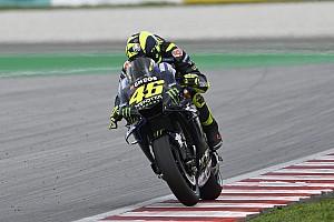 Rossi: A többiek jobban alkalmazkodtak a 2019-es motorhoz