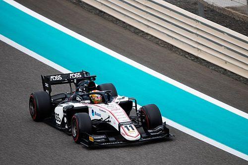 Louis Delétraz à nouveau le plus rapide lors des essais d'Abu Dhabi