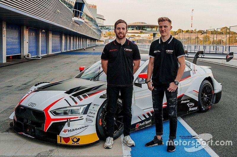 WRT Audi adds IndyCar racer to all-new DTM line-up