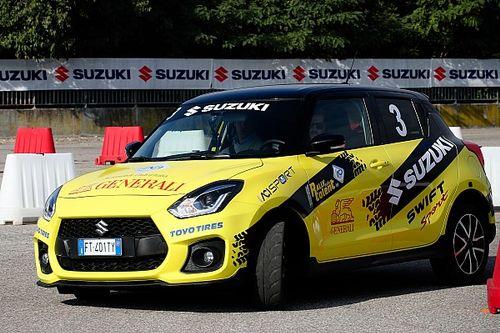 Suzuki Motorsport protagonista all'Adria Motor Week