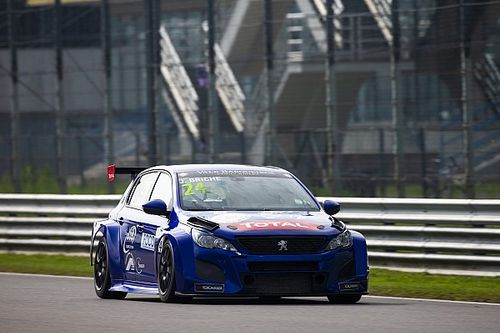 Second Peugeot added for TCR Melbourne opener