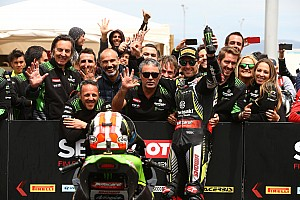 Argentina WSBK: Rea beats Bautista in Superpole race