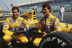 GALERÍA: el GP de México de 1992