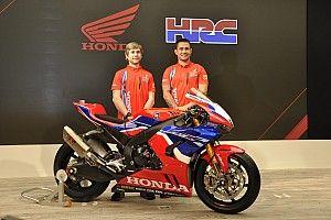 Honda muestra los colores de Bautista para el WorldSBK 2020