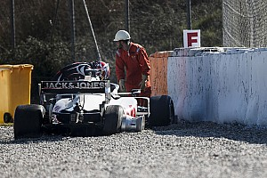 Steiner reveals cause of Magnussen's test-ending shunt