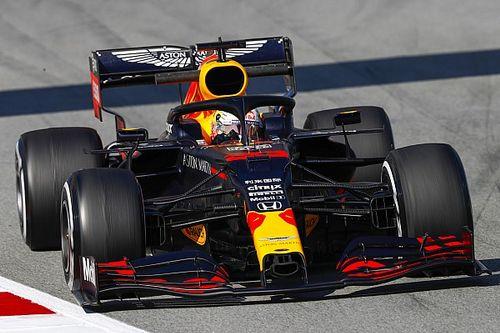 """Verstappen: """"RB16'yı geliştirmeye devam ediyoruz"""""""