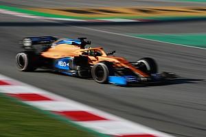 """Norris: """"Mi a McLaren vagyunk, nem kell másolnunk"""""""