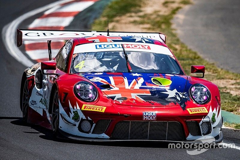 Grove Racing eyeing full IGTC season after Bathurst success