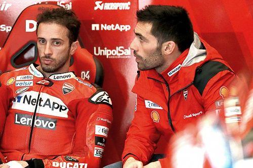"""Dovizioso többet akar a nagyon """"érdekes"""" Ducatitól"""