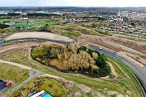 Cómo se hizo realidad usar DRS en la curva peraltada de Zandvoort