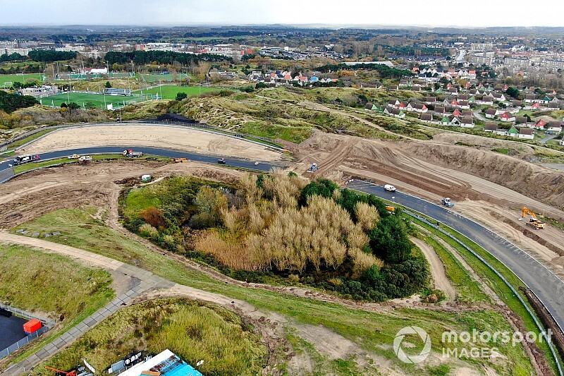 Revealed How F1 Made Drs Open Zandvoort Banking Idea A Reality