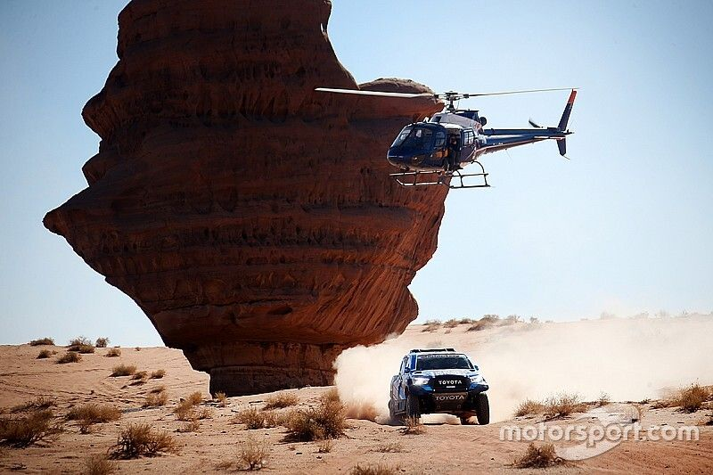 Fotogallery: la terza tappa della Dakar 2020