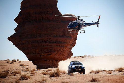Galería: la etapa 3 del Dakar 2020, en imágenes