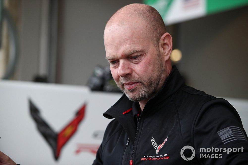 Jan Magnussen con High Class Racing nel WEC 2021