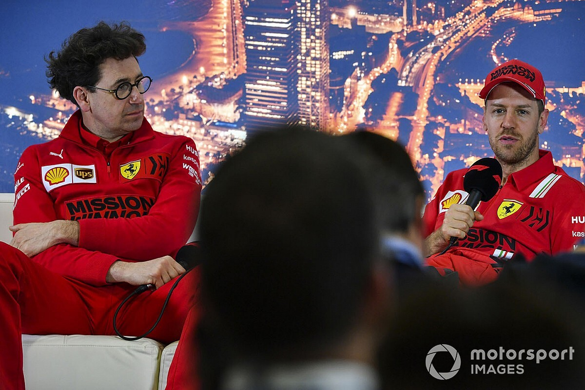 Источник: Феттель даже не обсуждал с Ferrari зарплату