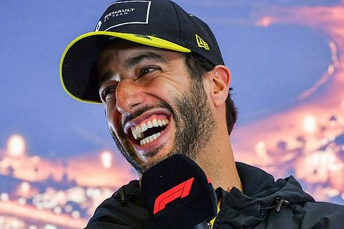 Ricciardo sobre Drive to Survive: Son como una mosca en la pared