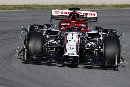Kubica lidera el inicio de la segunda semana de test