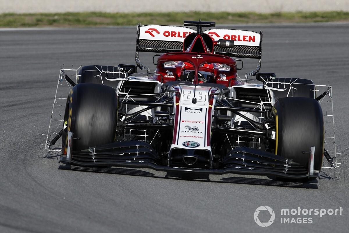 2020 ikinci Barcelona testleri 1. gün: Sabah bölümünün lideri Kubica!