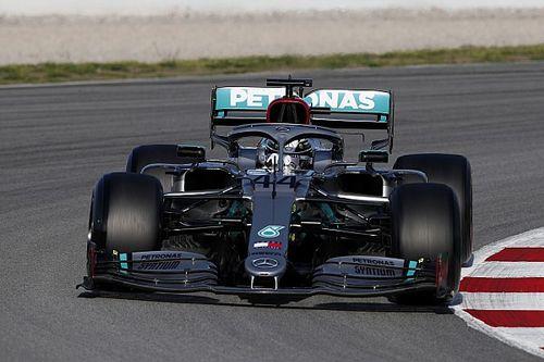 Több új fejlesztés is felkerülhet Hamilton és Bottas Mercedesére Ausztriában