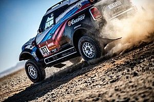 Dakar stewards issue warning to cross-country champion