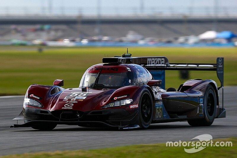 Tincknell Mazda fastest as Roar Before the Rolex 24 begins