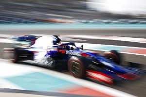 AlphaTauri: la Toro Rosso STR15 ha passato i crash test
