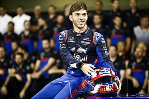 "Red Bull backs Gasly to become ""great"" again"