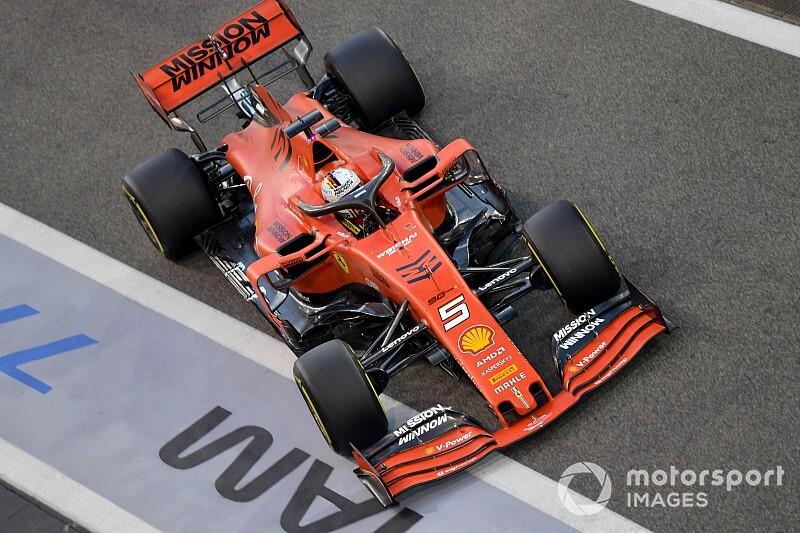 Test F1 Abu Dhabi: ecco la line-up completa